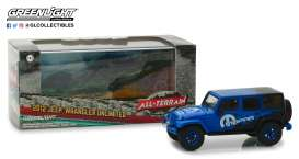 Jeep  - Wrangler Unlimited 2012 T.B.A. - 1:43 - GreenLight - gl86099 | The Diecast Company