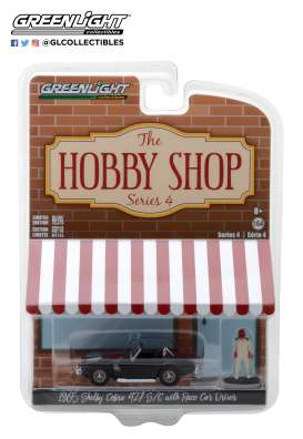 Shelby  - Cobra 1965  - 1:64 - GreenLight - 97040A - gl97040A | The Diecast Company