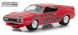 AMC  - Javelin AMX pace car 1972 red - 1:64 - GreenLight - 29948 - gl29948 | The Diecast Company