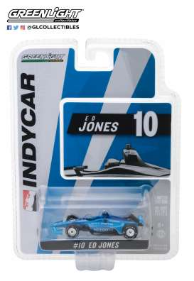 Honda  - 2018 blue - 1:64 - GreenLight - gl10818 | The Diecast Company