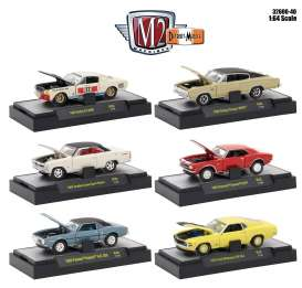 Assortment/ Mix  - various - 1:64 - M2 Machines - M2-32600-40 | The Diecast Company