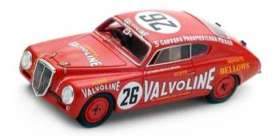 Lancia  - 1952 red - 1:43 - Spark - spas2442 | The Diecast Company