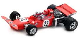 March  - 1971 red - 1:43 - Spark - s5361 - spas5361 | The Diecast Company