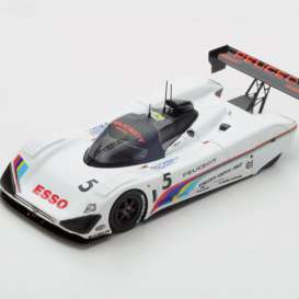 Peugeot  - 1990 white - 1:43 - Spark - s4740 - spas4740 | The Diecast Company