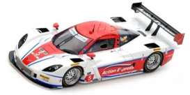 Chevrolet Corvette - 2014 white/red - 1:43 - Spark - 43DA14 - spa43DA14 | The Diecast Company
