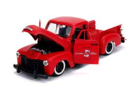 Chevrolet  - pick-up 1953 primer red - 1:24 - Jada Toys - 99178 - jada99178r | The Diecast Company