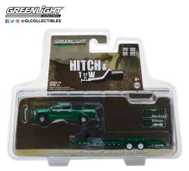 Chevrolet  - Silverado 2015 green - 1:64 - GreenLight - 32140B - gl32140B | The Diecast Company