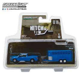 Ford  - F-150 2016 blue - 1:64 - GreenLight - 32140C - gl32140C | The Diecast Company