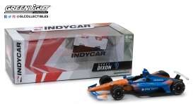 Honda  - 2018  - 1:18 - GreenLight - 11040 - gl11040 | The Diecast Company