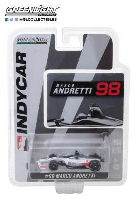 Honda  - 2018 black/white/red - 1:64 - GreenLight - 10821 - gl10821 | The Diecast Company