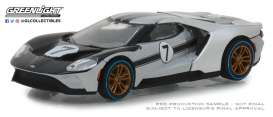 Ford  - GT 2017  - 1:64 - GreenLight - 13220B - gl13220B | The Diecast Company