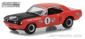 Ford Shelby - Mustang 1968  - 1:64 - GreenLight - 13220F - gl13220F | The Diecast Company
