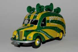 Hotchkiss  - PL20 green/yellow - 1:43 - Magazine Models - TDF1 - magTDF1 | The Diecast Company
