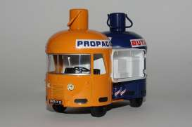 Renault  - 1400kg blue/white/orange - 1:43 - Magazine Models - TDF7 - magTDF7 | The Diecast Company