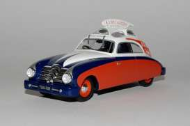 Delahaye  - 148L blue/white/red - 1:43 - Magazine Models - TDF2 - magTDF2 | The Diecast Company