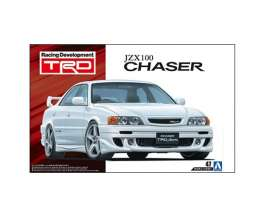 Toyota  - TRD JZX100 Chaser 1998  - 1:24 - Aoshima - abk15525 | The Diecast Company