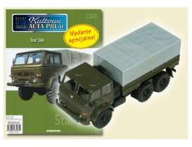 Star  - 266 green - 1:72 - Magazine Models - PCstar - magPCstar | The Diecast Company