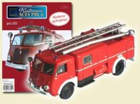 Star  - Jelcz 003 red - 1:72 - Magazine Models - PCjelcz003 - magPCjelcz003 | The Diecast Company