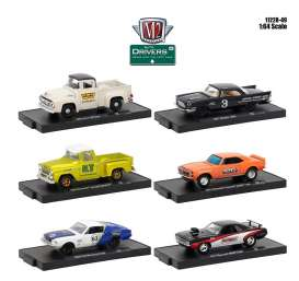 Assortment/ Mix  - various - 1:64 - M2 Machines - 11228-49 - M2-11228-49 | The Diecast Company