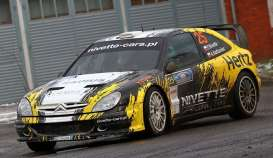 Citroen  - Xsara WRC #25 white/yellow/black - 1:18 - SunStar - 4476 - sun4476 | The Diecast Company