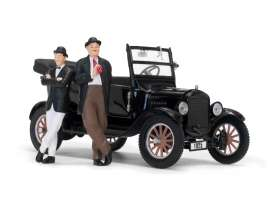 Ford  - Model T L&H 1925 black - 1:24 - SunStar - 1904LandH - sun1904LandH | The Diecast Company