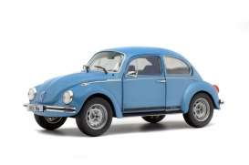 Volkswagen  - Beetle 1974 ontario blue - 1:18 - Solido - soli1800508 | The Diecast Company