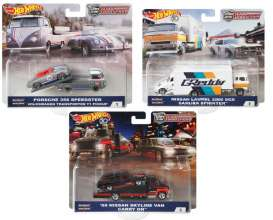 Assortment/ Mix  - various - 1:64 - Hotwheels - FLF56-965A - hwmvFLF56-965A | The Diecast Company