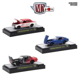 Assortment/ Mix  - various - 1:64 - M2 Machines - M2-32600Mjpn09 | The Diecast Company