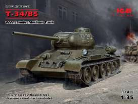 Russian Tanks  - 1:35 - ICM - icm35367 | The Diecast Company