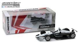 Honda  - 2018 white/black - 1:18 - GreenLight - 11043 - gl11043 | The Diecast Company