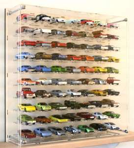 Accessoires diorama - 2018 transparant - 1:64 - Triple9 Collection - 640070 - T9-640070 | The Diecast Company