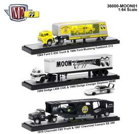 Assortment/ Mix  - Various - 1:64 - M2 Machines - m2-36000moon | The Diecast Company
