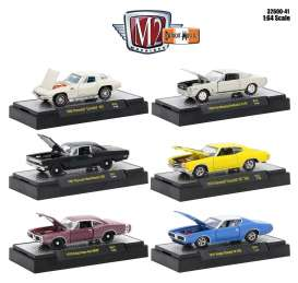 Assortment/ Mix  - various - 1:64 - M2 Machines - 32600-41 - M2-32600-41 | The Diecast Company