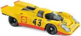 Porsche  - 917K AAW Spa 1970 yellow - 1:18 - Norev - nor187585 | The Diecast Company