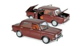 Simca  - 1000 LS 1974 red - 1:18 - Norev - 185713 - nor185713 | The Diecast Company