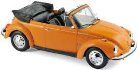 Volkswagen  - 1303 Cabriolet 1972 orange - 1:18 - Norev - nor188521 | The Diecast Company