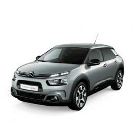 Citroen  - C4 Cactus 2018 grey/black - 1:43 - Norev - nor155476 | The Diecast Company