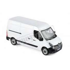 Renault  - Master  2014 white - 1:43 - Norev - nor518782 | The Diecast Company