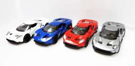Ford  - GT 2017 various - 1:38 - Kinsmart - KT5391D | The Diecast Company