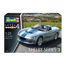 Shelby  - Series I 1996  - 1:25 - Revell - Germany - 07039 - revell07039 | The Diecast Company
