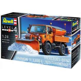 Unimog  - U 1300 L  1978  - 1:24 - Revell - Germany - 07438 - revell07438 | The Diecast Company