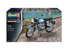 BMW  - R75/5 1973  - 1:8 - Revell - Germany - 07938 - revell07938 | The Diecast Company