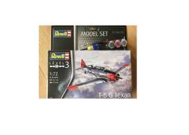 North American Aviation  - T-6G Texan  - 1:72 - Revell - Germany - 63924 - revell63924 | The Diecast Company