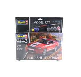 Ford  - Shelby GT500 2010  - 1:25 - Revell - Germany - 67044 - revell67044 | The Diecast Company