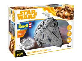 Star Wars  - Han Solo Item A  - 1:164 - Revell - Germany - 06767 - revell06767 | The Diecast Company