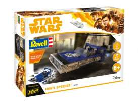 Star Wars  - 1:28 - Revell - Germany - 06769 - revell06769 | The Diecast Company