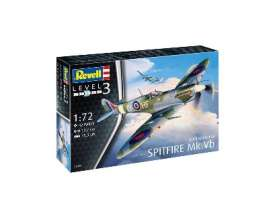Military Vehicles  - Supermarine Mk.Vb  - 1:72 - Revell - Germany - 03897 - revell03897 | The Diecast Company