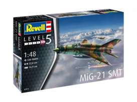 Military Vehicles  - MIG-21 SMT  - 1:48 - Revell - Germany - 03915 - revell03915 | The Diecast Company