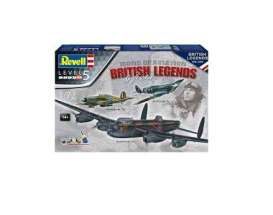 Planes  - Various  - 1:72 - Revell - Germany - revell05696 | The Diecast Company