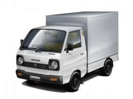 Suzuki  - ST30 Carry Panel Van 1979  - 1:24 - Aoshima - abk15588 | The Diecast Company